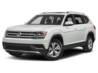 New 2018 Volkswagen Atlas 2.0T SE SUV in Dublin, CA