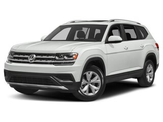 New 2018 Volkswagen Atlas 3.6L V6 S SUV in Dublin, CA