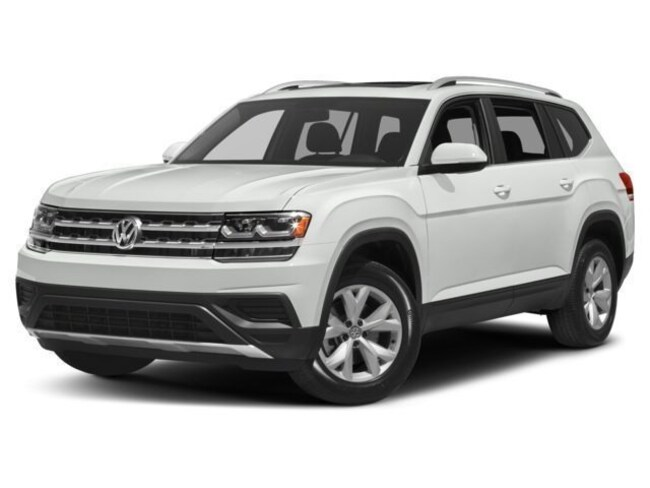 New 2018 Volkswagen Atlas 3.6L V6 S 4MOTION SUV for sale Long Island NY