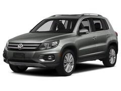 2018 Volkswagen Tiguan Limited 2.0T SUV