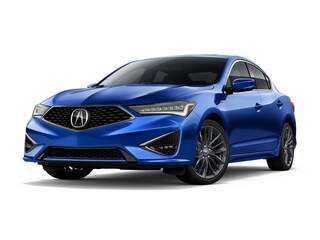 New 2019 Acura ILX Technology & A-SPEC Packages Sedan