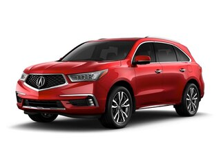 Used 2019 Acura MDX w/Advance Pkg SUV in Ardmore, PA