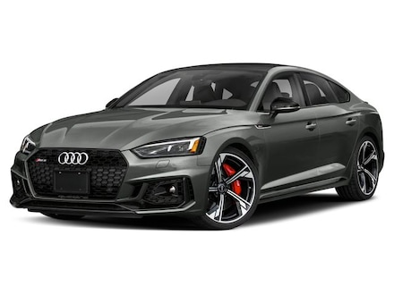 New 2019 Audi RS 5 2.9T Sportback near Raleigh Durham