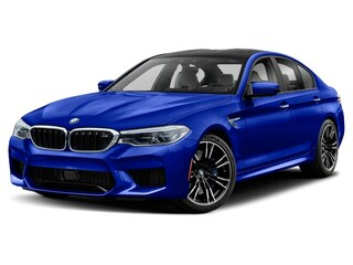 New 2019 BMW M5 Competition Sedan in Erie, PA