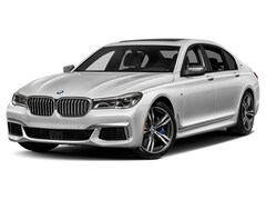 2019 BMW 7 Series M760i xDrive Sedan
