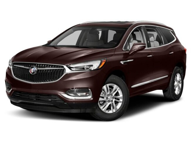 New 2019 Buick Enclave Avenir SUV for sale in Cortland, NY