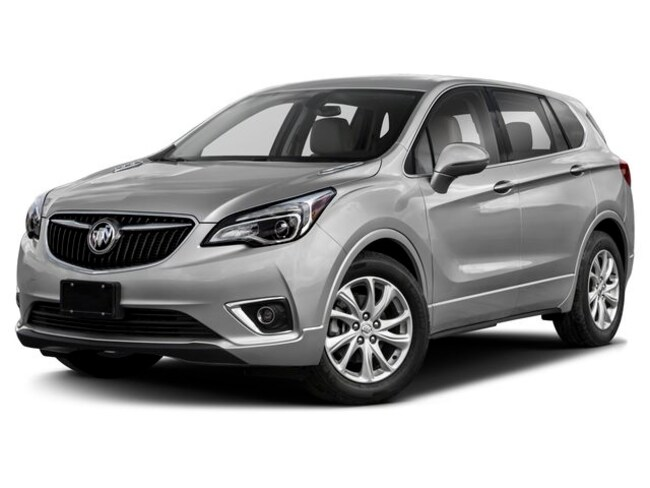 New 2019 Buick Envision Essence SUV in Cortland