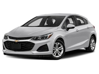 New 2019 Chevrolet Cruze LT Hatchback K1105 for sale near Cortland, NY