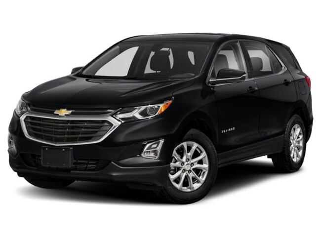 New 2019 Chevrolet Equinox LT w/2LT SUV in Cottonwood, AZ