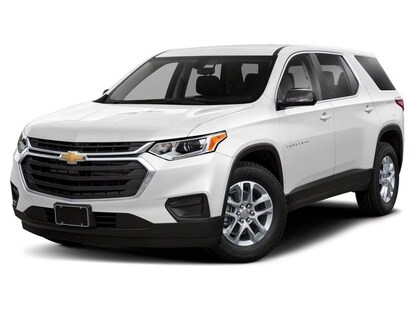 New 2019 Chevrolet Traverse For Sale at Young Owosso