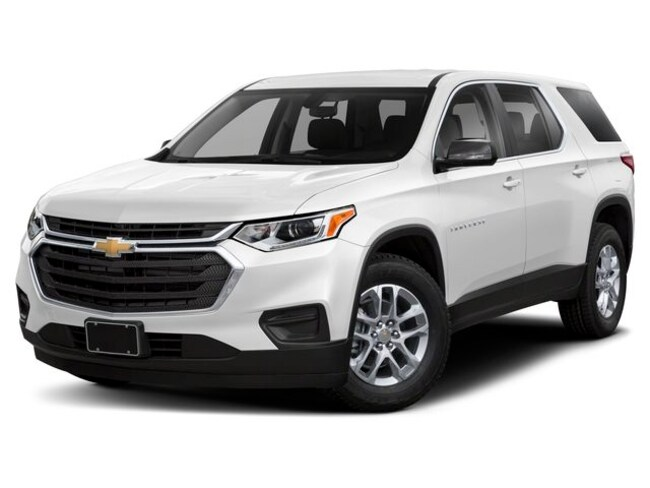 New 2019 Chevrolet Traverse LS w/1LS SUV in Houston TX