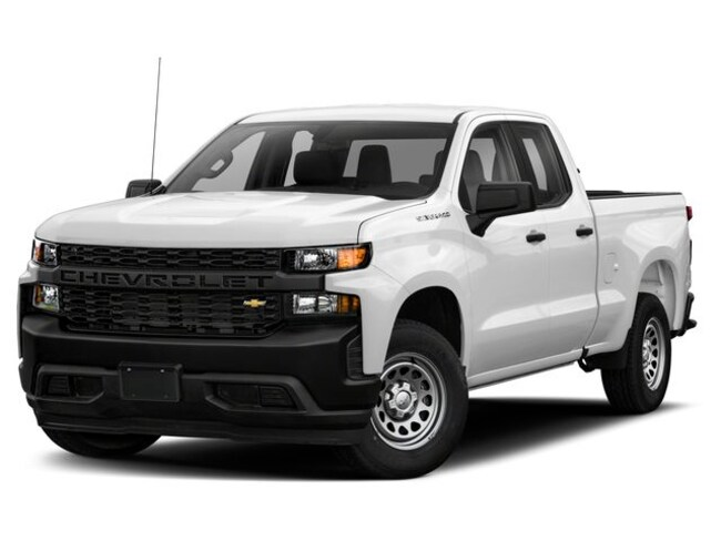 New 2019 Chevrolet Silverado 1500 LT 4x4 LT  Double Cab 6.6 ft. SB in Needham Heights