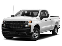 2019 Chevrolet Silverado 1500 Silverado Custom Trail Boss Truck Double Cab