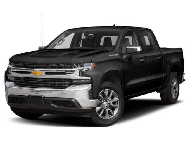 New 2019 Chevrolet Silverado 1500 LT Truck in Houston TX