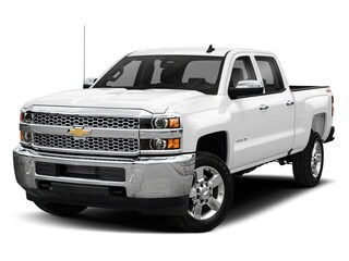 2019 Chevrolet Silverado 2500HD High Country Crew Cab