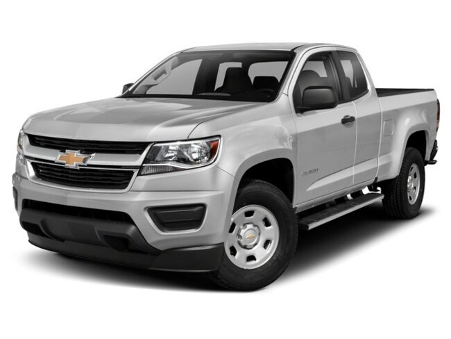2019 Chevrolet Colorado Work Truck Truck Extended Cab