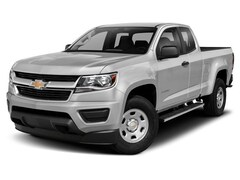 New 2019 Chevrolet Colorado WT Truck Extended Cab for sale in New Jersey