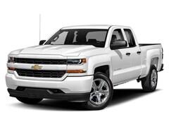 New 2019 Chevrolet Silverado 1500 LD Silverado Custom Truck Double Cab for sale in Anniston AL