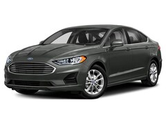 2019 Ford Fusion SEL Front-wheel Drive Sedan