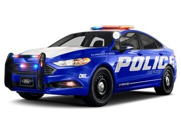 2019 Ford Police Responder Hybrid Sedan Sedan
