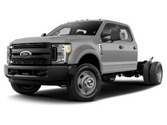 2019 Ford F-450 Chassis F-450 XL Truck Crew Cab