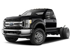 2019 Ford F-550 Chassis CHASS Truck