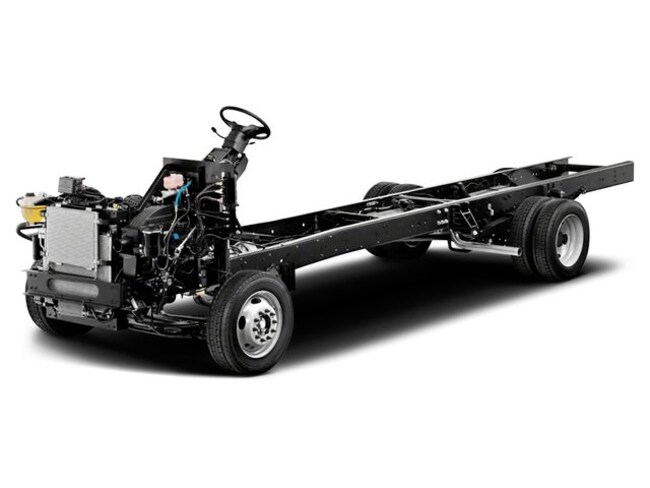 2019 Ford F-59 Commercial Stripped Chassis Base Truck