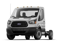 2019 Ford Transit-350 Cab Chassis Specialty Vehicle