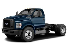 Medium Duty Commercial 2019 Ford F-650 Gas Base Chassis Cab 1FDNF6AY4KDF11195 for sale near you in Jasper, IN