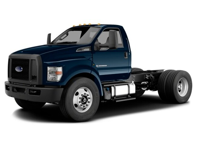 2019 Ford Super Duty F-750 Straight Fram Truck