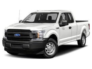 2019 Ford F-150 XL 4x4 SuperCab Styleside 6.5 ft. box 145 in. WB Truck