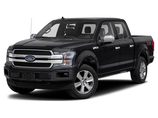 New 2019 Ford F-150 Platinum Crew Cab Pickup for sale in Westborough MA