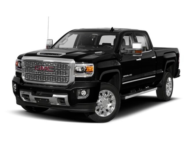2019 GMC Sierra 2500HD Denali 4x4 Crew Cab 6.6 ft. box 153.7 in. WB Truck Crew Cab