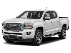 New 2019 GMC Canyon Denali Truck Crew Cab 1GTG6EEN2K1133435 for Sale in Plymouth, IN at Auto Park Buick GMC