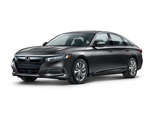 new 2019 Honda Accord LX Sedan in Massas va