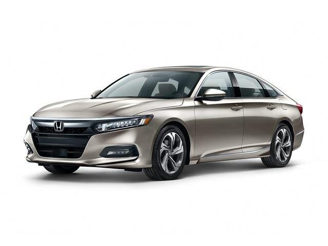 New 2019 Honda Accord EX-L Sedan in Rancho Santa Margarita, CA