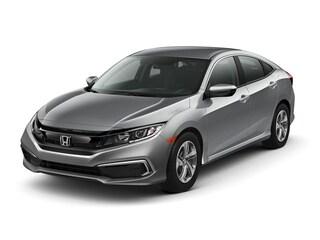 New 2019 Honda Civic LX Sedan in Westborough, MA