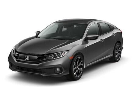 2019 Honda Civic Sedan Sport Sedan