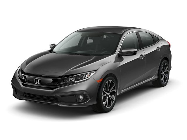 Featured new 2019 Honda Civic Sport Sedan for sale near you in Bloomfield Hills, MI