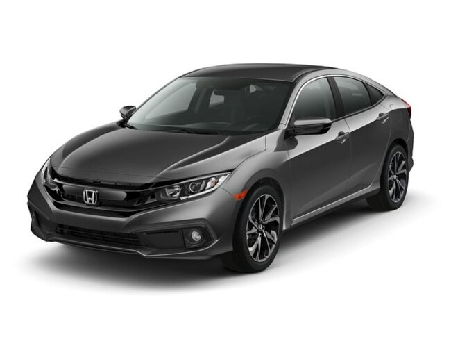 new 2019 Honda Civic Sport Sedan in Massas va