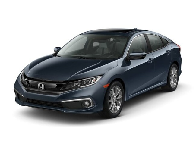 new 2019 Honda Civic EX-L Sedan in Massas va