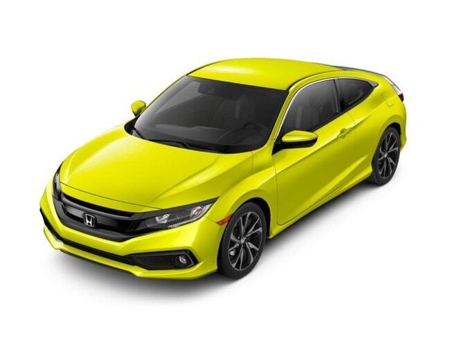 New 2019 Honda Civic Sport Coupe in Jonesboro, AR