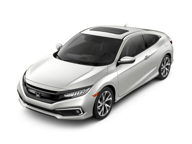 New 2019 Honda Civic Touring Coupe in San Jose
