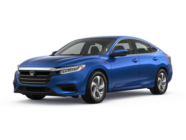 New 2019 Honda Insight EX Sedan Monroe