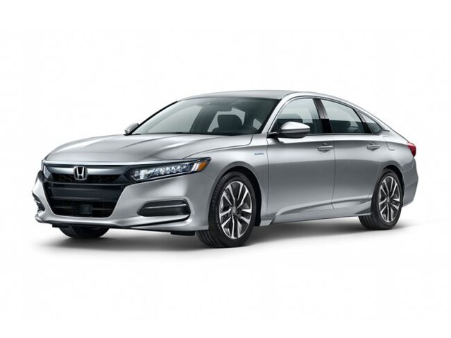 New 2019 Honda Accord Hybrid Sedan Berkeley
