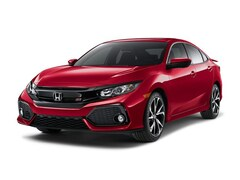 2019 Honda Civic Si Manual Sedan