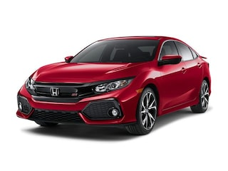 New 2019 Honda Civic Si Sedan Gardena, CA