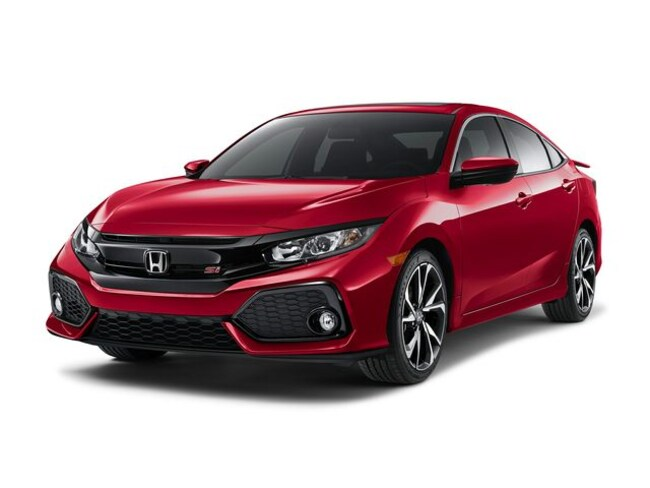 New 2019 Honda Civic Si Sedan Near Bridgeport