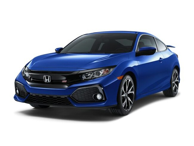 New 2019 Honda Civic Si Coupe in the Bay Area