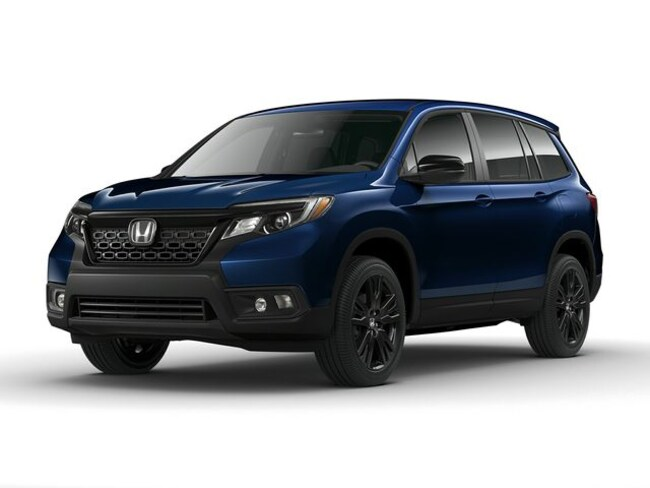 New 2019 Honda Passport Sport AWD SUV For Sale /Lease Longmont, Colorado